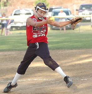 Little League softball: Elyria vs. Avon