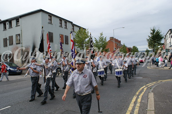 Rising Sons East Belfast