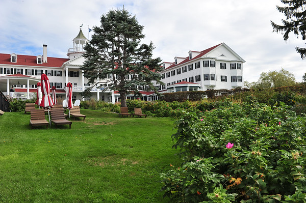 Colony Hotel, Kennebunkport, MA
