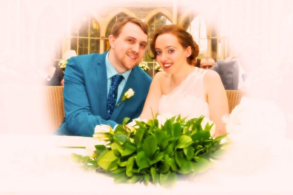 Katie & Kieran, Tortworth Court