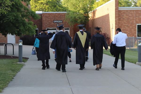 Kouts High School Graduation 2021