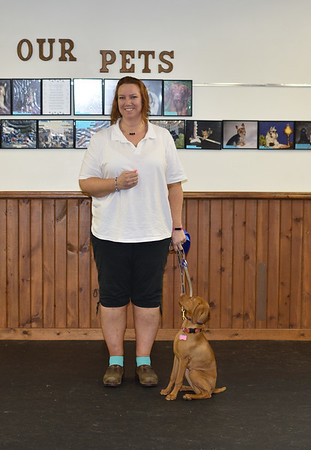 Puppy Class Apr-May 2018