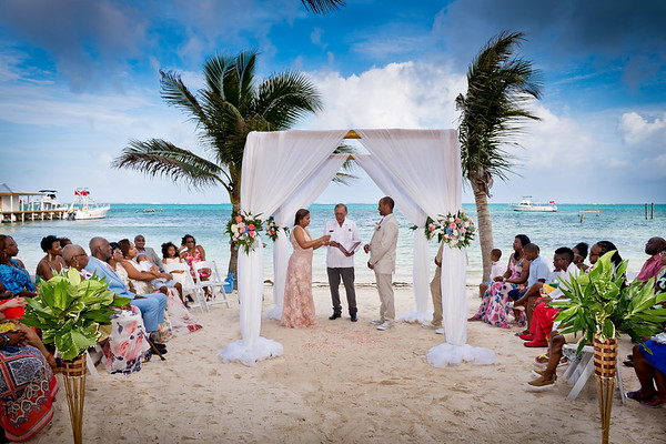Carla & Adam - Wedding - Belize - 7th of July 2017