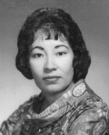 Paula Saavedra bw