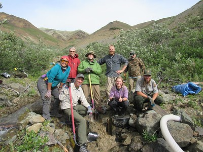 2017 Denali National Park Service Trip (Alaska)