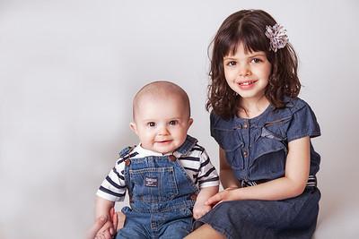 Abigail and Jaxon