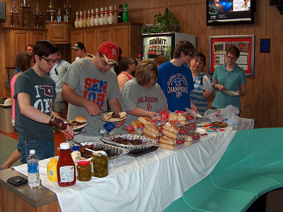 Durant High School Conference Cookout