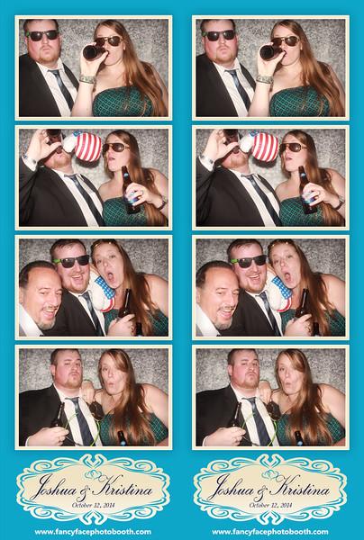 Josh & Kristina 10/12/2014