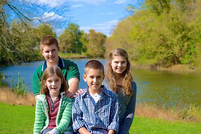 Brooke's Family Shoot