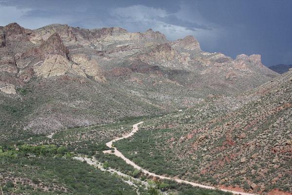 Apache Trail - September 2013