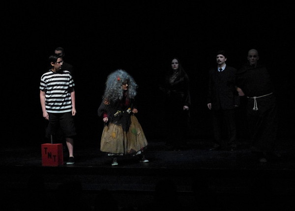 The Addams Family 2016 NCHS
