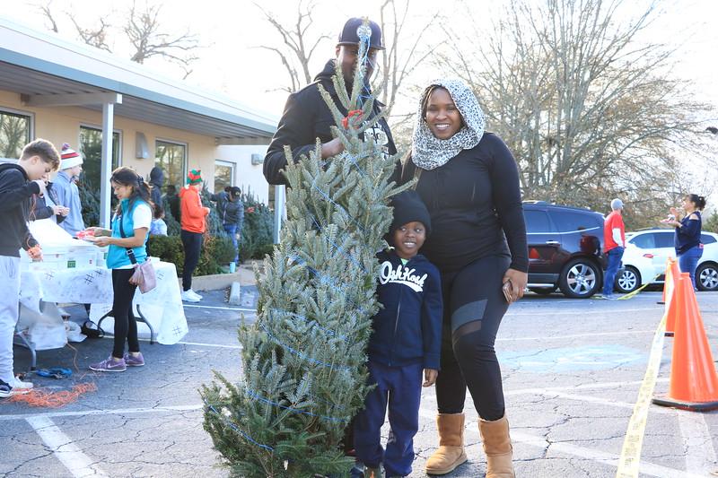 CDA Roswell GA Tree Giveaway 2019