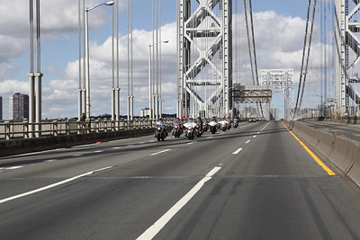 George Washington Bridge- Eastbound