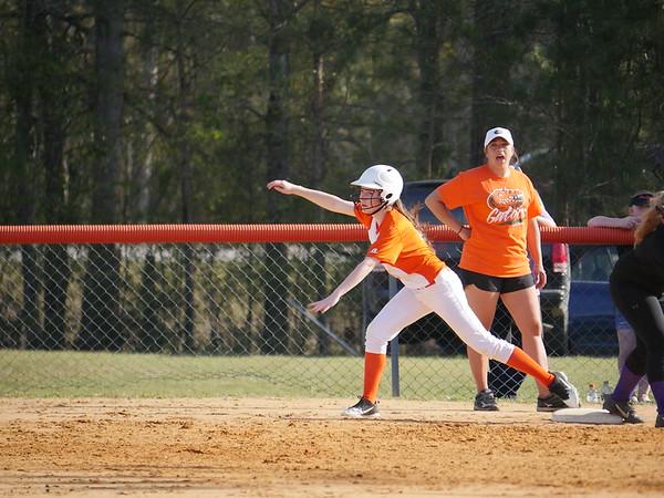 ECHS JV Softball April 13