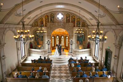 Mina & Keith Wedding at Bella Donna Chapel