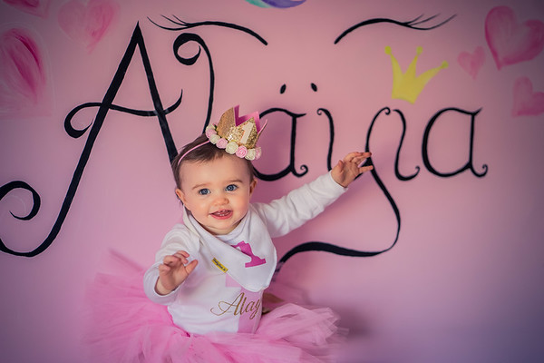 Alayia's First Birthday