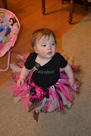2011-05 Preslie's 1st Birthday - Cherokee Ok