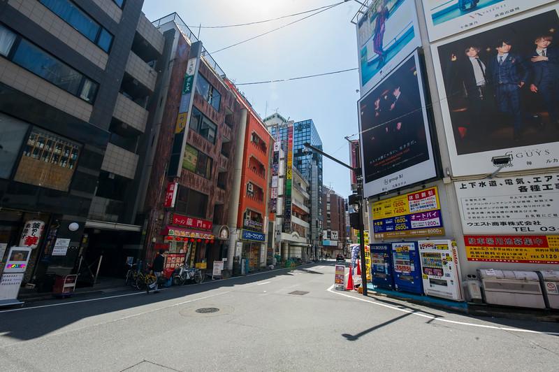 Tokyo May 2018