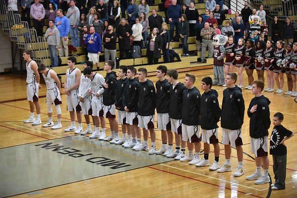 2017-01-10 Varsity Boys Basketball