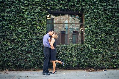 Serena & Brian | Fullerton Engagement