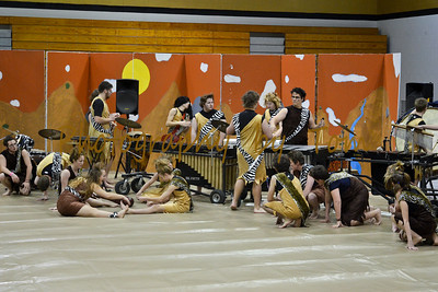 Northwest HS Percussion