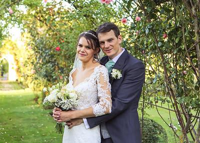 Becky&Chris, Elms Barn