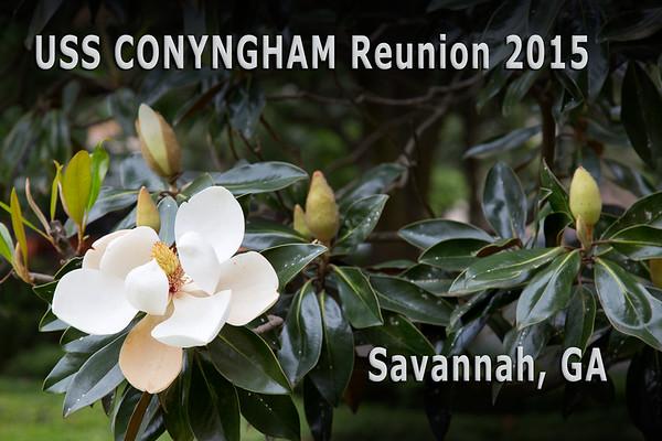 CONYNGHAM Reunion 2015 Savannah