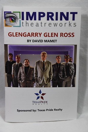 1-12-2018 Glengarry Glen Ross Opening @ Imprint Theatreworks - Bath House