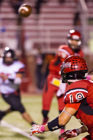 October 10, 2014 - Football - La Joya vs Palmview _dy