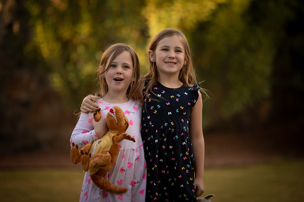 Emma and Haven Oct 2020
