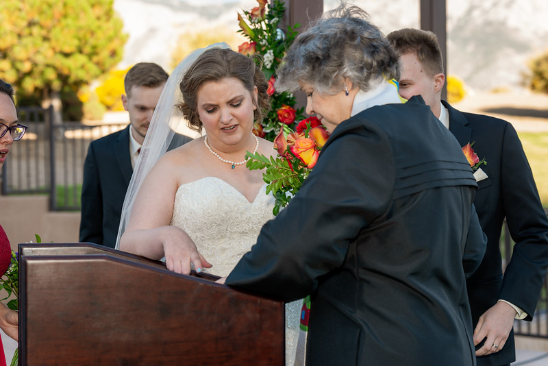 Sandia Hotel Casino New Mexico October Wedding Ceremony C&C-108.jpg
