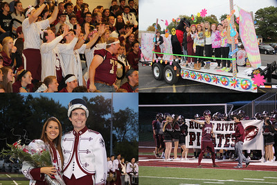 2014 RRHS Homecoming