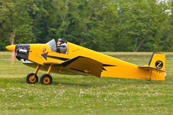 91-YJ - Jodel D-92 Bebe