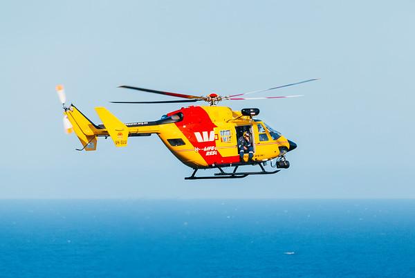 Bronte Beach Air Sea Rescue