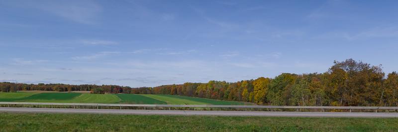 Western Pennsyvania, I-80