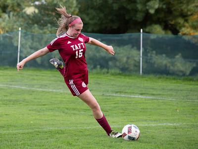 10/10/18: Girls' JV Soccer vs Miss Porter's