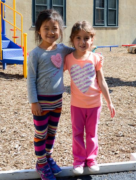 Kindergarten Fall 2014