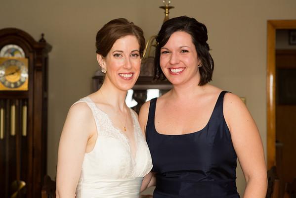 Andrew and Erica Wedding