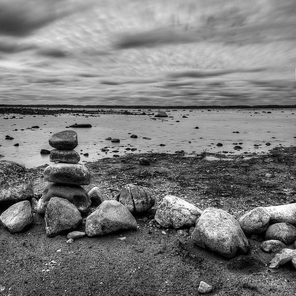 Rocks of Old Mission