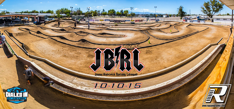 10-10-15 JBRL Nitro Dialed In Raceway