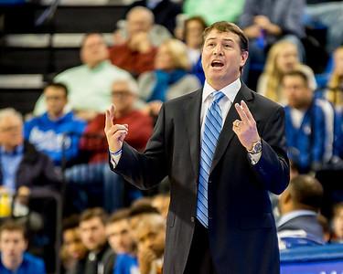 Coach Travis Ford