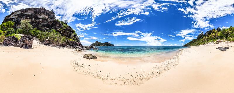 Pristine Water at Monu Island - Mamanuca Archipelago - Fiji