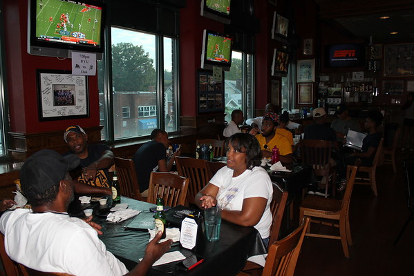 A&T vs. Kent State Watch Party
