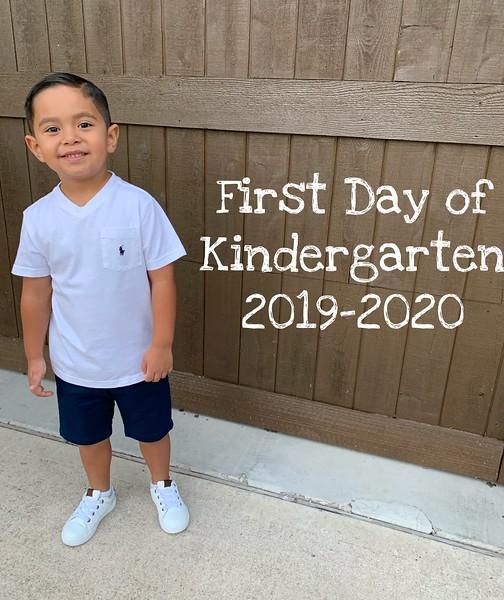 Kevin | Kindergarten | Reagan Elementary