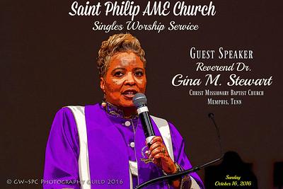 SPC Singles Worship Service