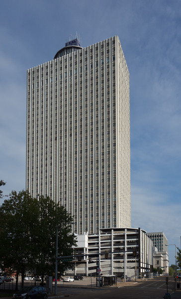 100 North Main St, Memphis