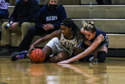 Manasquan vs St. John Vianney Girls basketball 030421