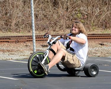 Big Wheel Race
