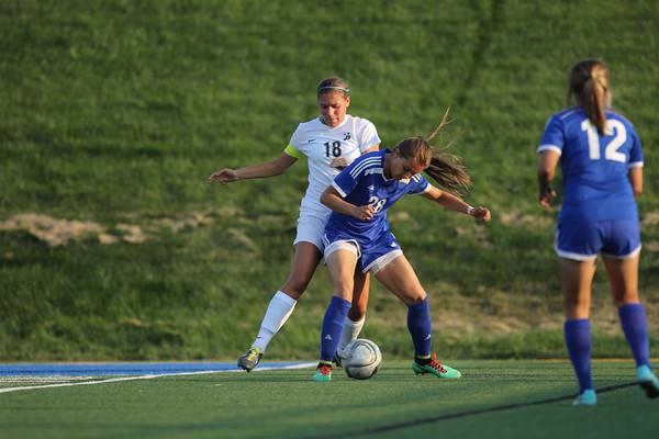 JD vs Fremont Girls Varsity Soccer