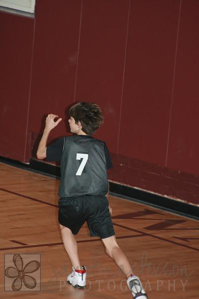 YMCA Pacers - 08-09 Season - 1-24-09
